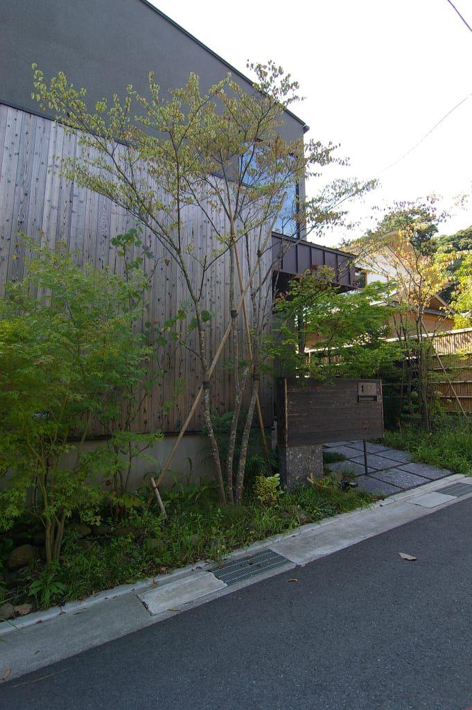 外観 の Sデザイン設計一級建築士事務所 モダン 木 木目調 2020