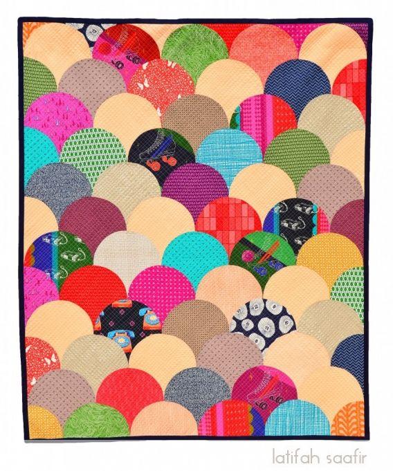 Les 50 meilleures images du tableau patchwork sur for Coudre a imparfait