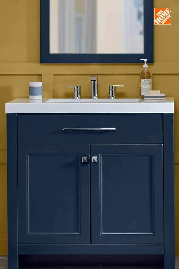 The Home Depot Has Everything You Need To Complete Your Bathroom Projects Shop Bath Savings On The P With Images Home Depot Bathroom Bathrooms Remodel Windowless Bathroom