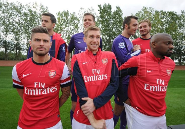 Giroud And Others Arsenal Players #trainingcamp