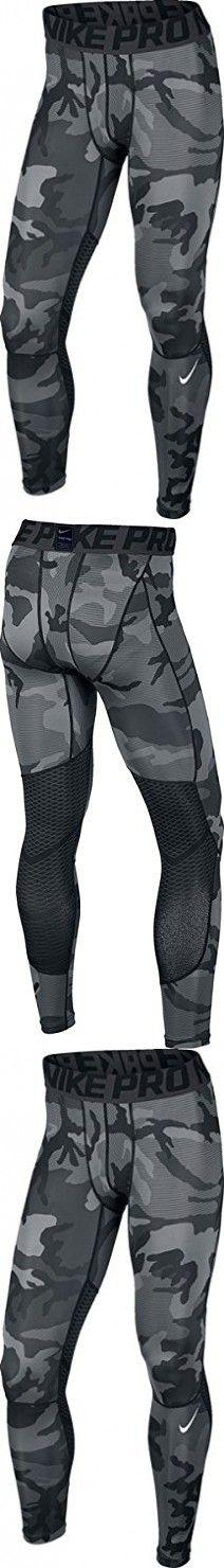 Nike Pro Hypercool Allover Print Mens Training Leggings Size L