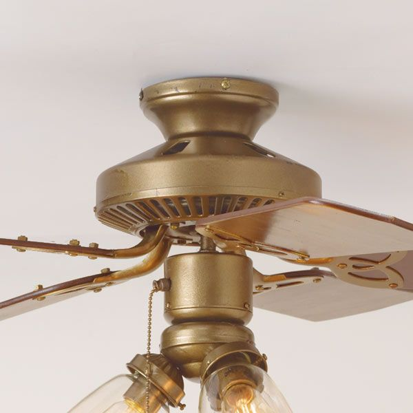 thisoldhouse.com | from 3 Ways to Spiff Up a Ceiling Fan