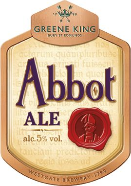 Image result for greene king abbot ales