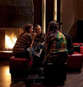 Fireside Buzz: 7 Bars That'll Warm You Up