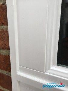 Details sind das A und O beim Fensteranstrich - wir kennen uns aus: Malereibetrieb Plaggenmeier
