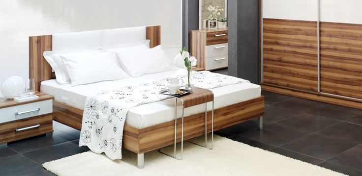 Bedroom perfectly detailed for comfort and reliability.