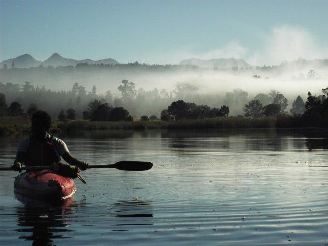 Outward Bound Centre, South Africa