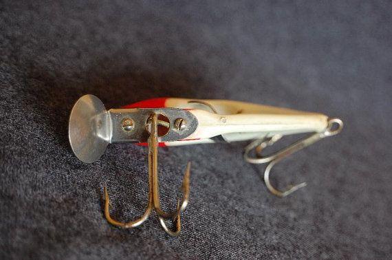 fishing lures 1947 Spinno Minno vintage fishing lure. Pecos