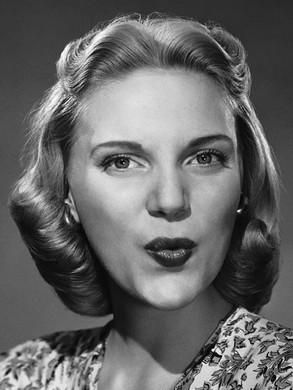 1950s Hairstyles Gallery 1950s Hairstyles 001