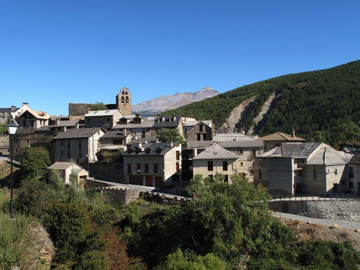 Castiello de Jaca, Huesca, Camino Aragonés