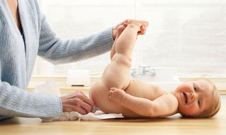 Os problemas de pele mais comuns em bebês e crianças
