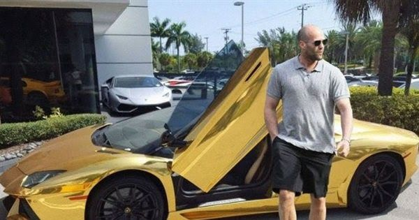 Get To Know Action Star Cars Jason Statham With Images Super