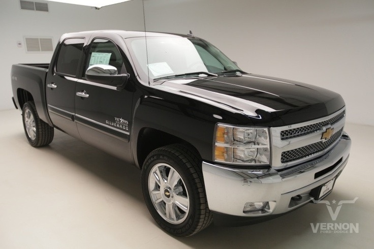 2013 Chevy Silverado Texas Edition - yep...that's how we do it in Texas. Isn't she beautiful?! My new baby.