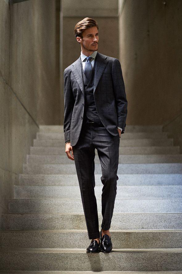 Gentlemen #Menswear #Suit #Handsome