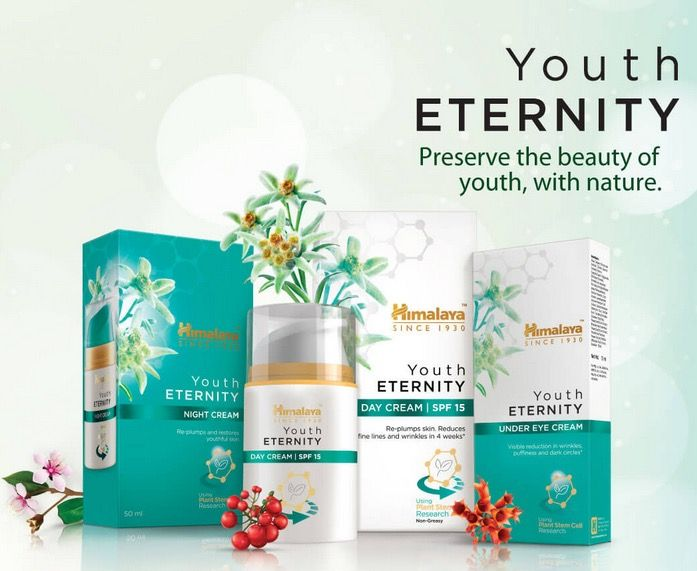 Himalaya, a well known Indian beauty brand has brought in its new launches with a new anti-aging skincare range.
