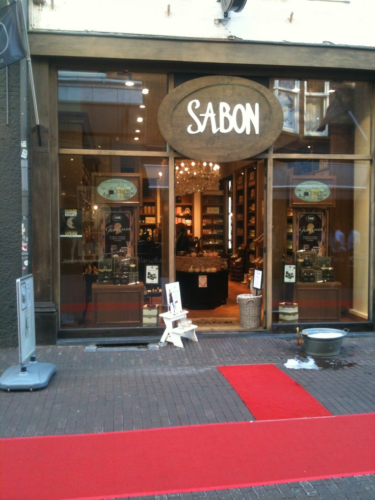Sabon Haarlem Holland