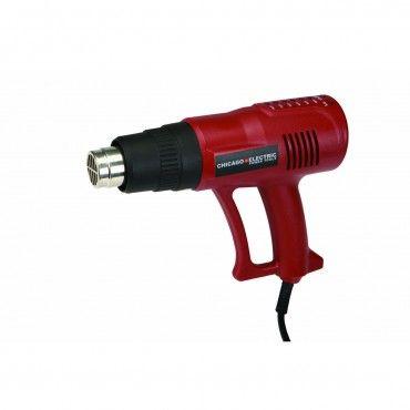 1500 Watt 12 Interval Heat Gun 430°-800° /570°-1160°