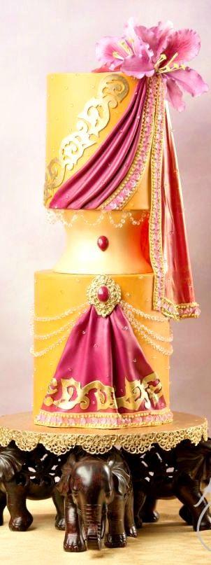 Kachnar Goddess Cake