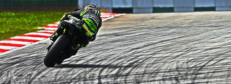 Cal Crutchlow speeding up in Sepang/ Malaysia  Discover more at http://www.spidi.com