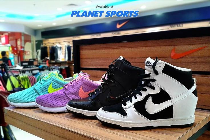 Nike collection at Planet Sports