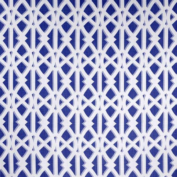 Warwick Fabrics : KENJI, Colour INK