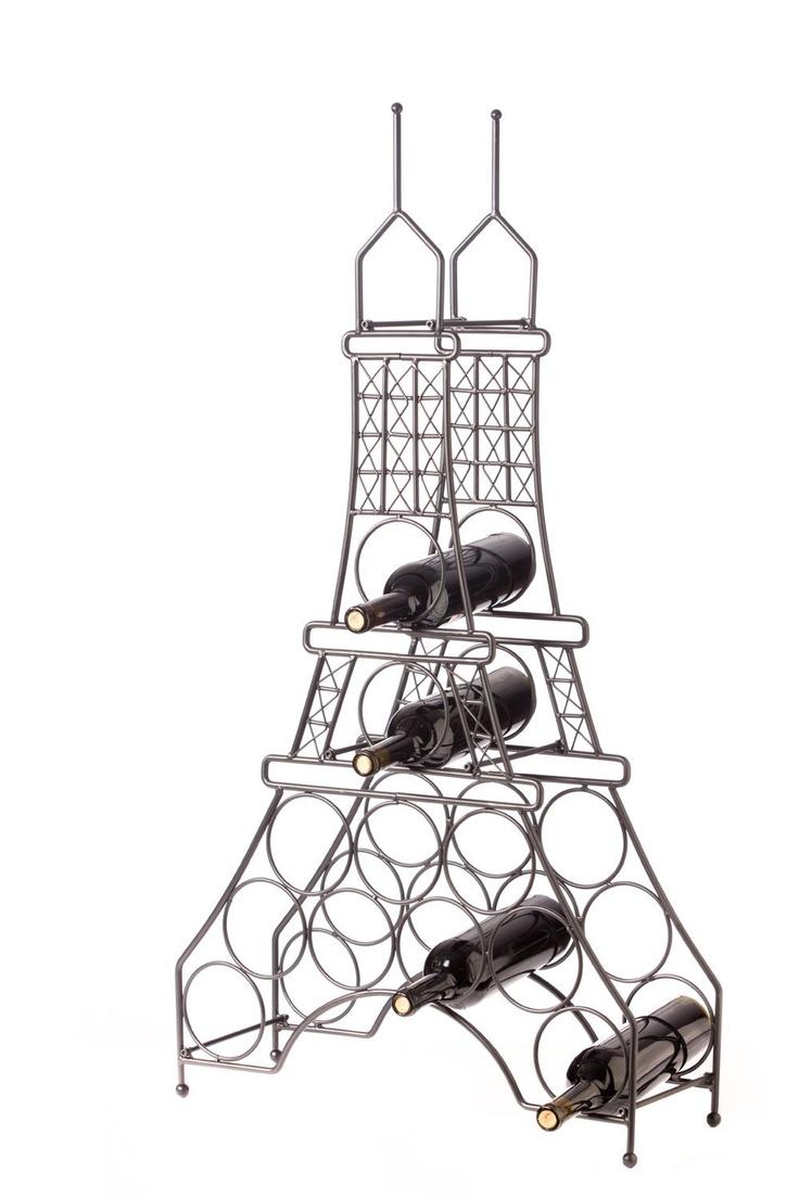 Eiffel Tower Wine Rack. Ooh La La!