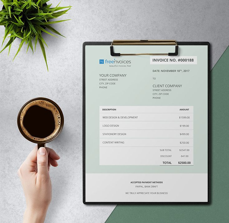 The 25+ best Invoice design ideas on Pinterest Invoice layout - free invoice design