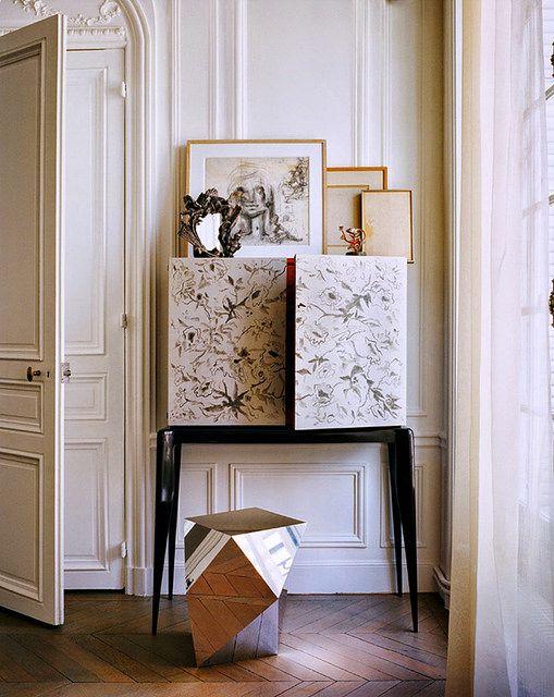 www.thisisglamorous.com | At Home With : Giambattista Valli, Paris
