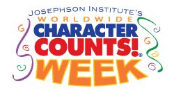 Don't Miss Worldwide Character Counts! Week