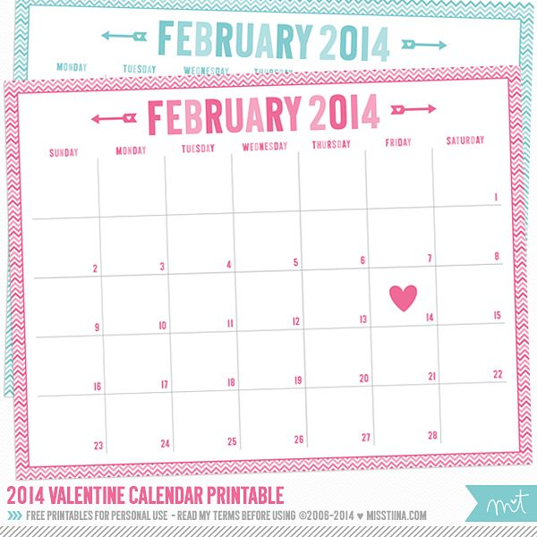 Valentine Calendar Ideas : Best ideas about february calendar on pinterest