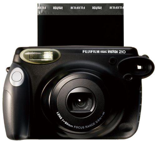 Fujifilm INSTAX 210 Instant Photo Camera - http://allgoodies.net/fujifilm-instax-210-instant-photo-camera/