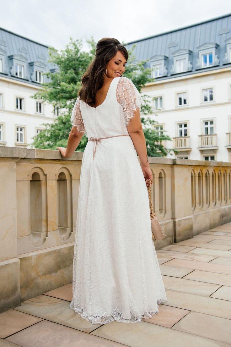Plus Size Brautkleid von Kissing Lady für kurvige Bräute