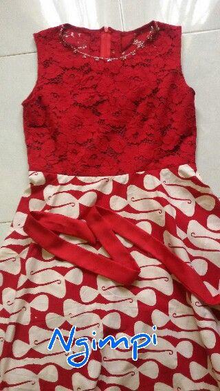 Parang Merah edisi Natal