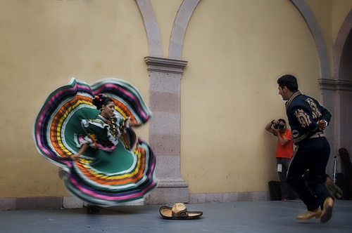 Baile Tradicional MexicanoMexicans Style, Mexicans Hats