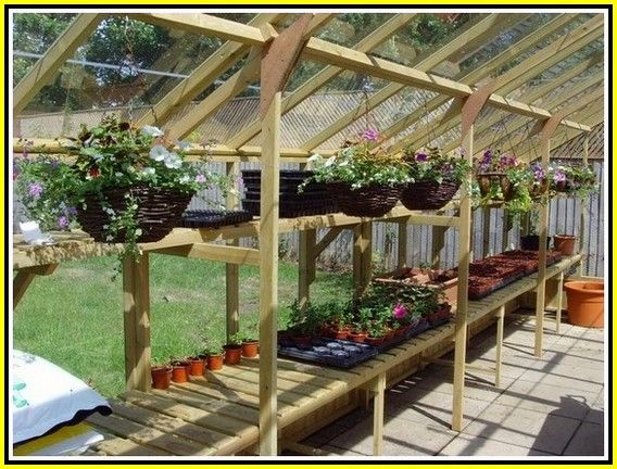 Create The Garden Of The Dreams With These Great Suggestions Simple Garden Ideas Greenhouse Gardening Greenhouse Plans Home Greenhouse