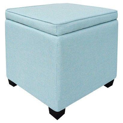 room essentials storage ottoman grey 1