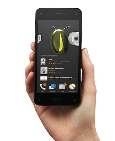 Why you shouldn't buy the Amazon Fire phone The Fire is optimized for spying on you. So where's Amazon's transparency?