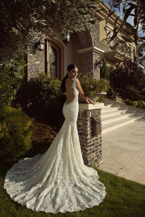 galia lahav | Galia Lahav sposa 2015 catalogo Empress Vestito nuziale a sirena