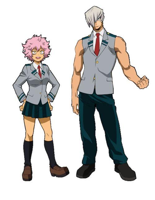 Image Result For Shoji Mezo My Hero Academia Kawaii Y Toga
