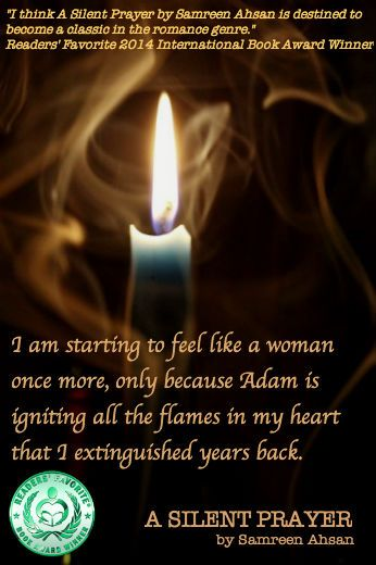I am starting to feel like a woman once more, only because Adam is igniting all the flames in my heart that I extinguished years back.