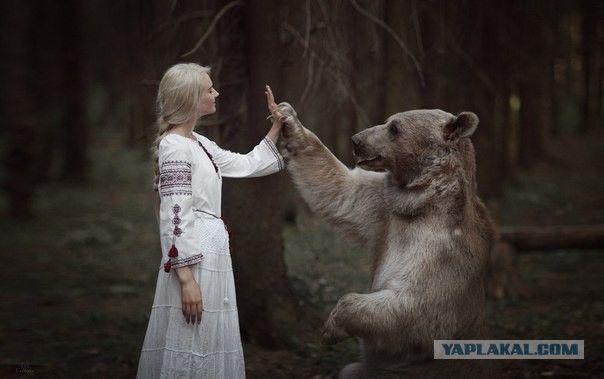 Работы российского фотографа Яны Петровой