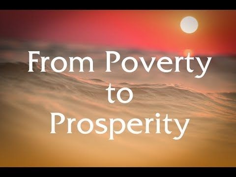 Abraham Hicks Money ~ From Poverty to Prosperity (No ads during video) - YouTube