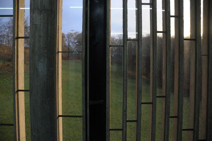 Couvent de La Tourette, Le Corbusier. Éveux.22/11/2015