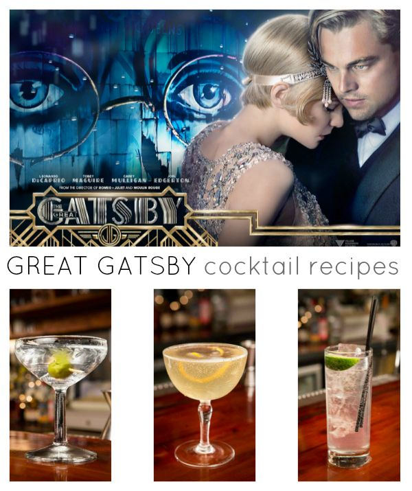 46 best The Great Gatsby Gala Dinner images on Pinterest ...