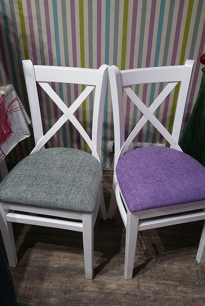 scaune tapitate din lemn produse de mobirom -  fabrica de scaune