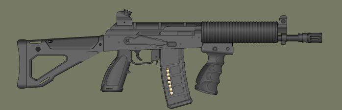 "Based AK bla lba, Import meme:<weapon> <part id=""Shape04"" x=""808"" y=""222.45"" rotation=""-30.681670749362354"" scale=""0.9581454240918612"" flip=""1,1"" colors=""ffffff""/> &lt..."