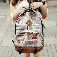 100% Brand New.  Material: Canvas + Lint  Color: See the picture  Size: 32 x 14 x 39 cm (L x W x H)