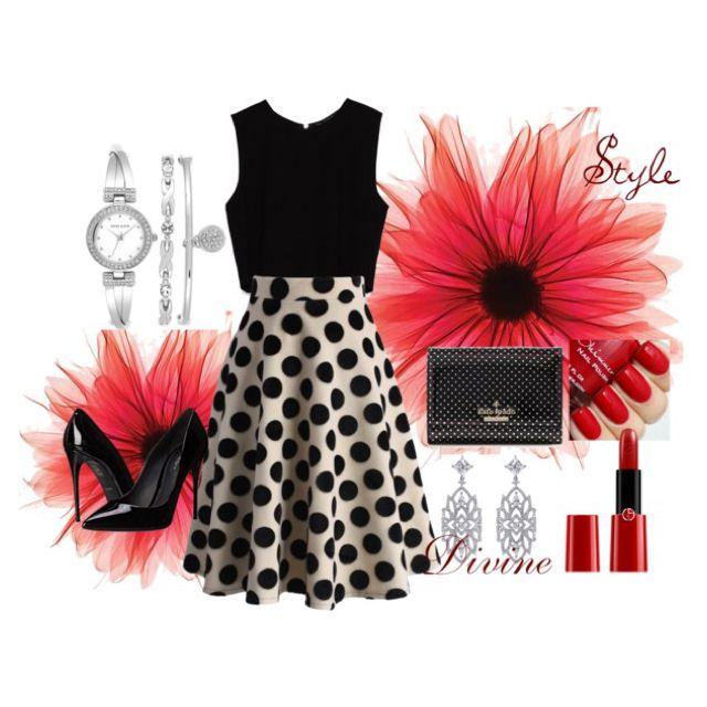 Polka Dot Style by sally-morin