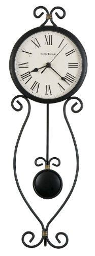 Howard Miller 625495 Ivana Wall Clock by >>> More info could be found at the image url.