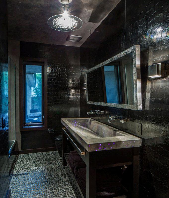 The Most Inspiring Black Bathroom Vanities